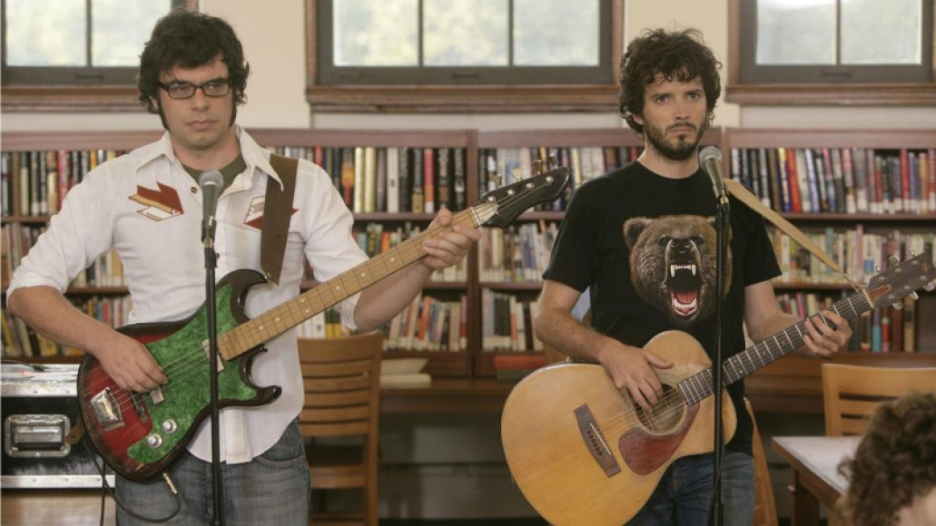 flight of the conchords return Jemaine Clement: People Places Conversations