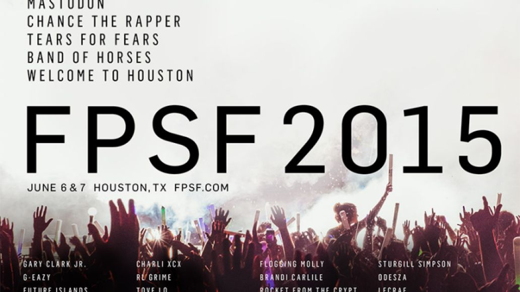 How Do Festivals Pick the Order of Their Posters?