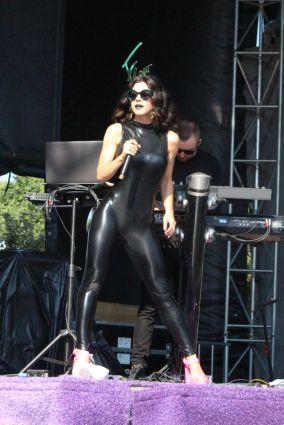 Marina and the Diamonds // Photo by Heather Kaplan