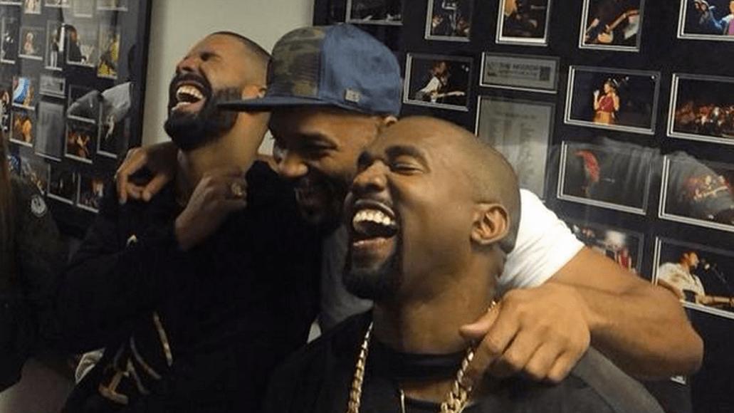 Kanye Will Smith Drake