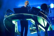Disclosure // Photo by Philip Cosores