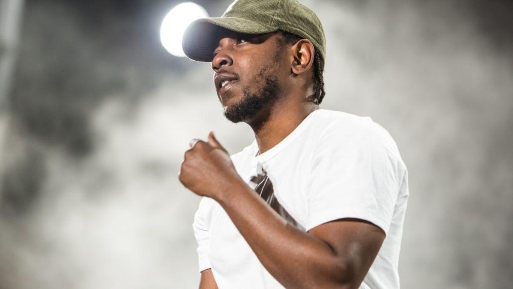 Kendrick Lamar, photo by Philip Cosores