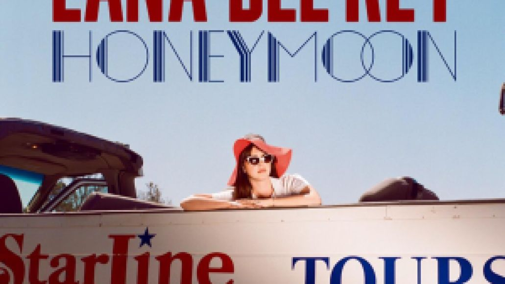 lana del rey honeymoon album stream