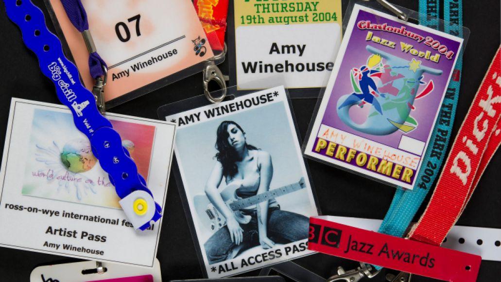 Amy Festival Passes
