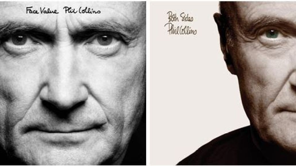 collins Phil Collins is reissuing his solo catalogue and remaking each album cover