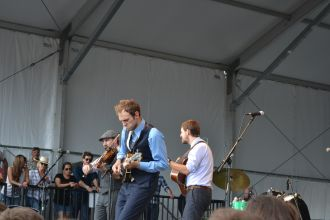 Punch Brothers // Photo by Catherine Watkins