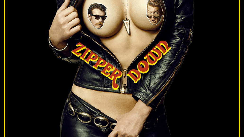 eagles of death metal zipper down