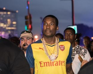 Meek Mill // Photo by Cathy Poulton