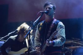 Modest Mouse // Photo by Cathy Poulton