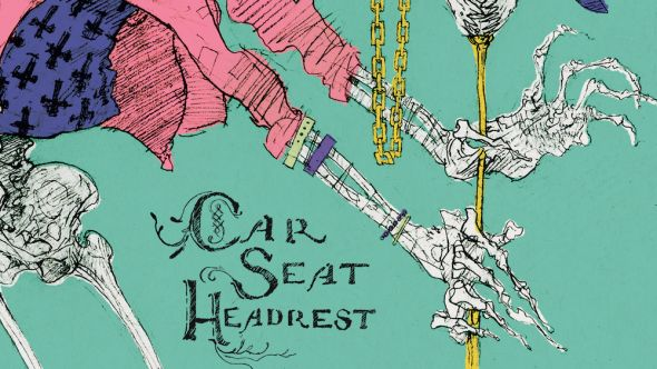 car seat headrest - teens of style album matador