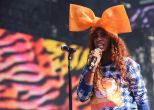 Santigold // Photo by Cathy Poulton