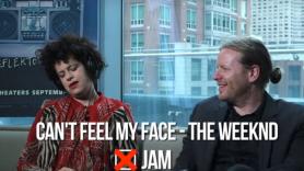 Arcade Fire The Weeknd
