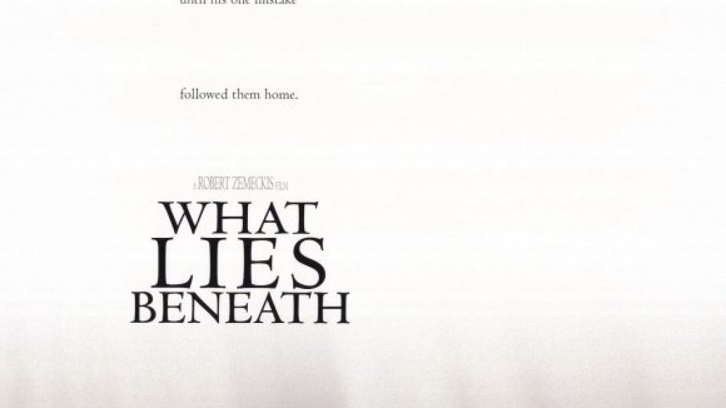 what lies beneath Ranking: Every Robert Zemeckis Movie from Worst to Best