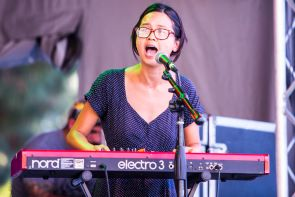 Charlyne Yi // Photo by Philip Cosores