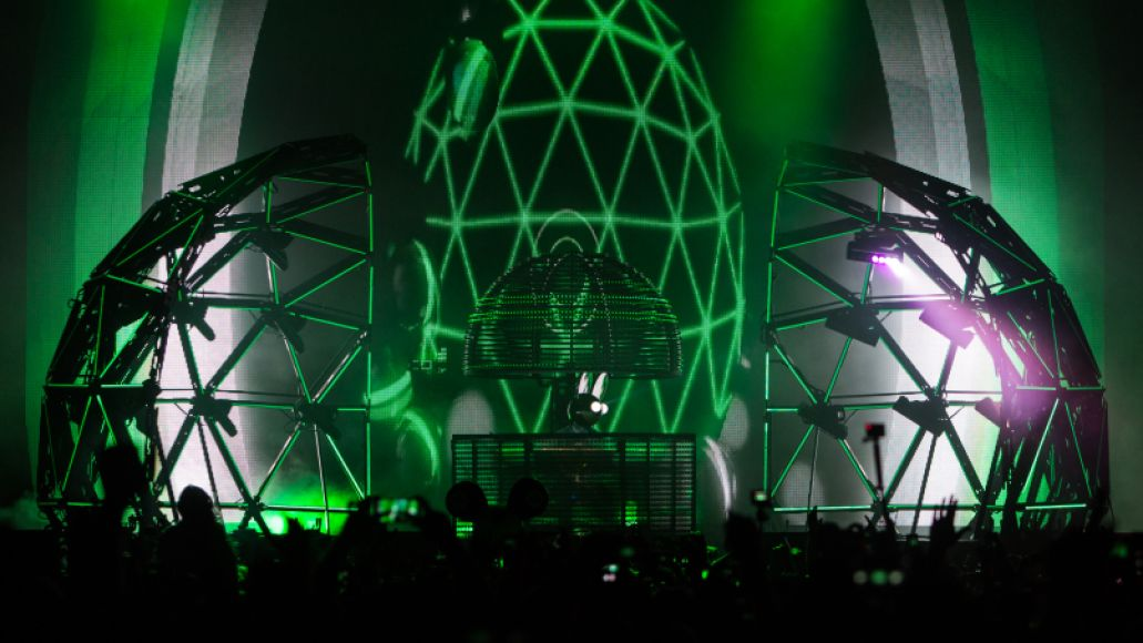 04 deadmau5 Treasure Island Music Festival 2015 Review: From Worst to Best