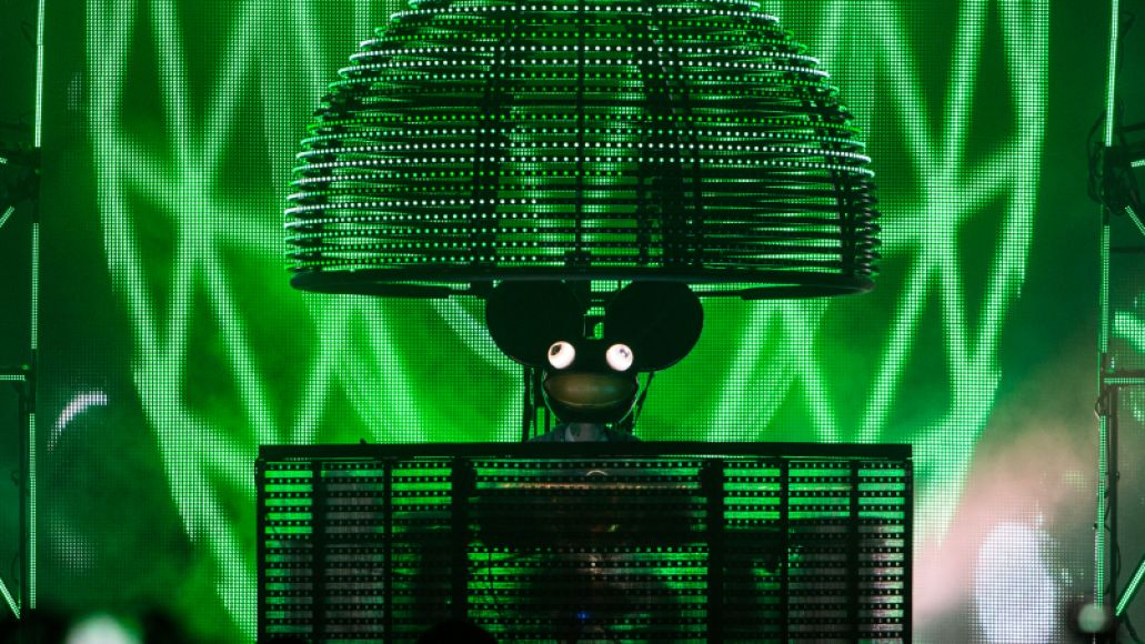 06 deadmau5 Treasure Island Music Festival 2015 Review: From Worst to Best