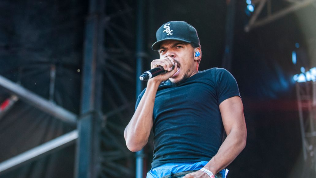 chancetherapper davidbrendanhall 1 Austin City Limits 2015 Festival Review: From Worst to Best