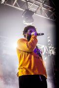 Bobby Raps and Corbin // Photo by Carlo Cavaluzzi