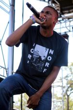 Vince Staples // Photo by Heather Kaplan