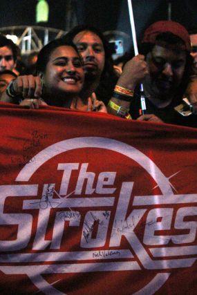 The Strokes // Photo by Heather Kaplan
