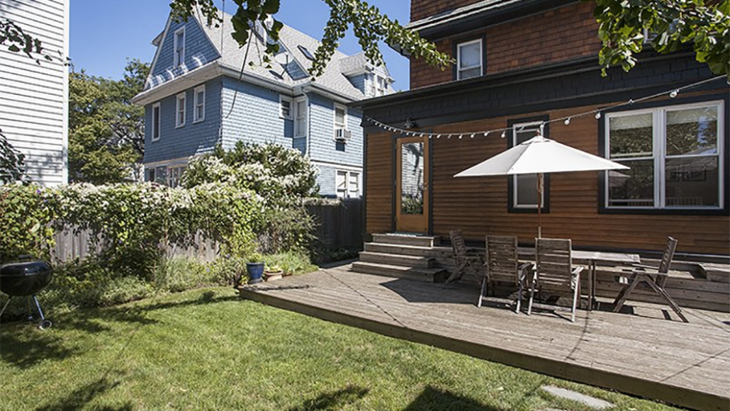 ditmas park house for sale 236 stratford rd 12 Aaron Dessners Brooklyn house, home to The Nationals recording studio, is for sale