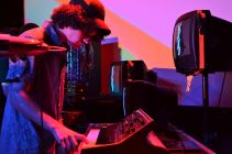 Moog Seminar // Photo by Kaela Chancey