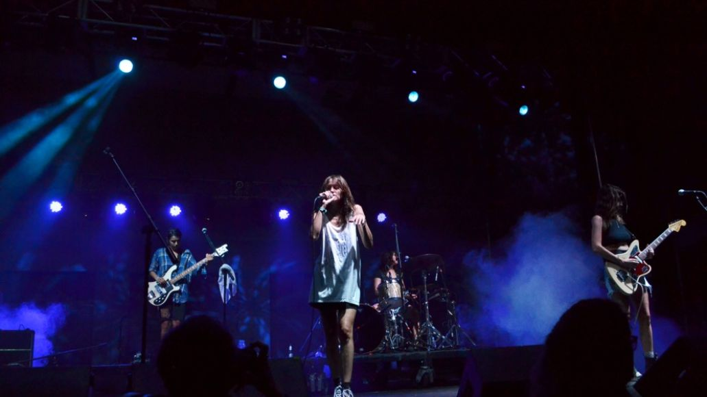 iiipoints warpaint2 III Points 2015 Festival Review: From Worst to Best