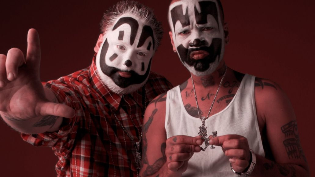 insane clown posse faygo shower cancel san diego A History of Artists Releasing Two Albums at Once