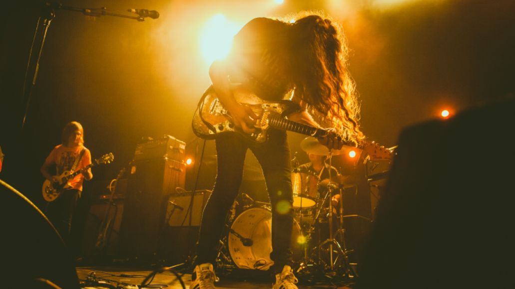 kurt vile 24 Live Review: Kurt Vile and the Violators at Los Angeles Fonda Theatre (10/14)
