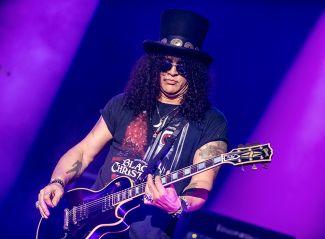 Slash // Photo by David Brendan Hall