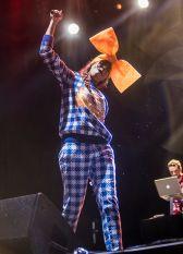 Santigold // Photo by David Brendan Hall