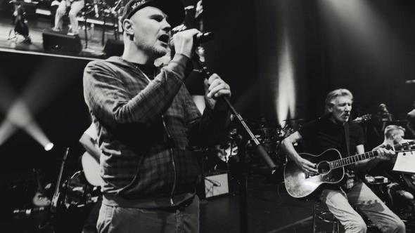 Billy Corgan Roger Waters