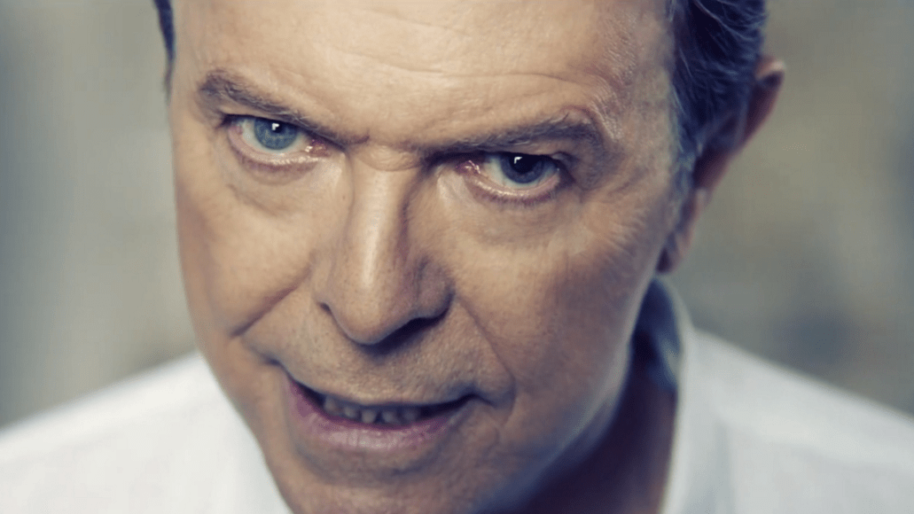 David Bowie new album