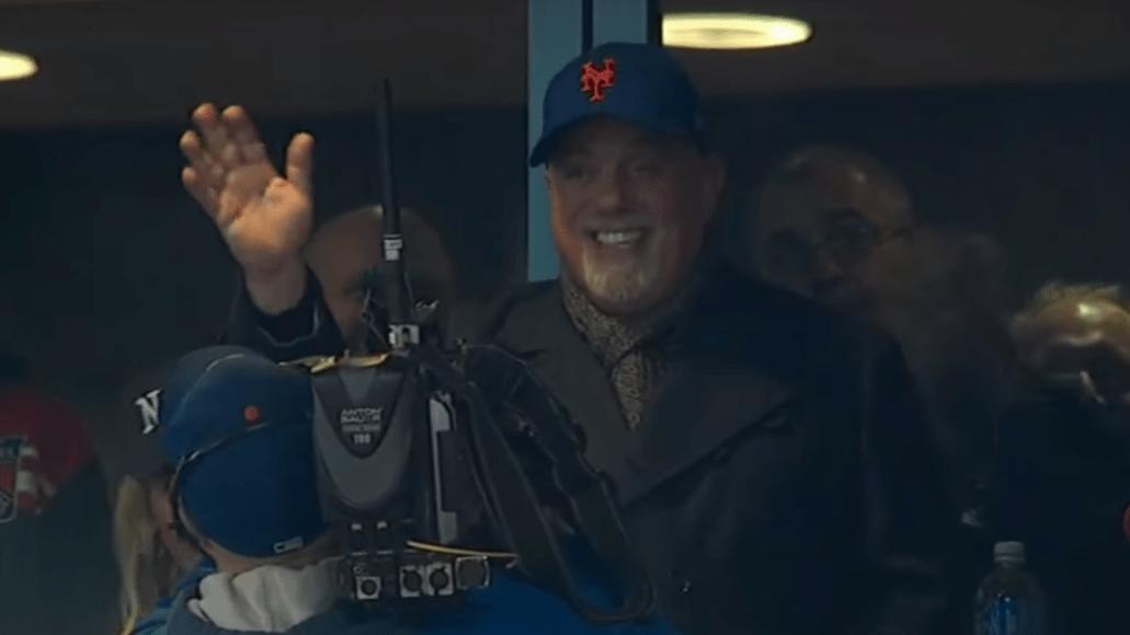 Billy Joel Mets