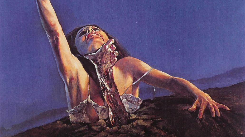 the evil dead Sam Raimis The Evil Dead remains a masterpiece in crudity