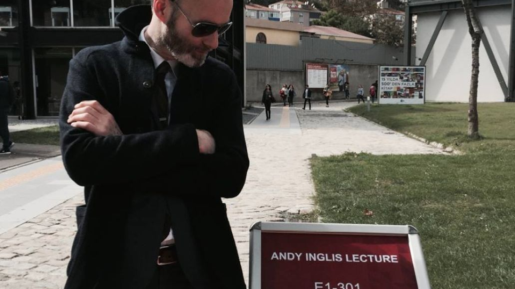 andy inglis The Uphill Battle of International Touring
