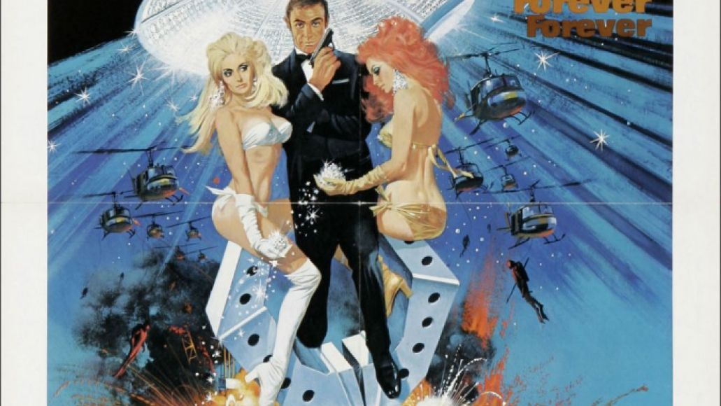 diamonds are forever Ranking: Every James Bond Movie from Worst to Best