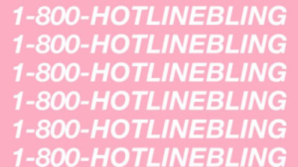 drake hotline bling Top 50 Songs of 2015