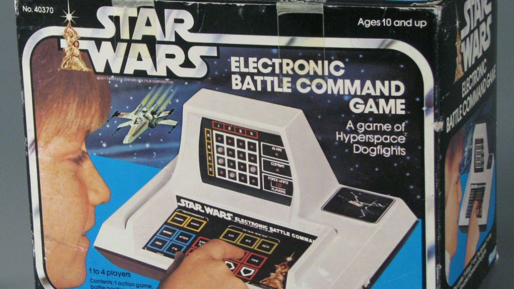 electronic battle command The Best and Worst Star Wars Video Games