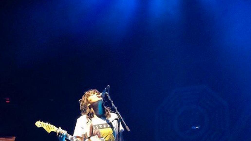 listen1 10 Artists Reflect on Courtney Barnett Wearing Their T Shirts