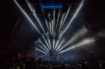Metric // Photo by Joshua Mellin