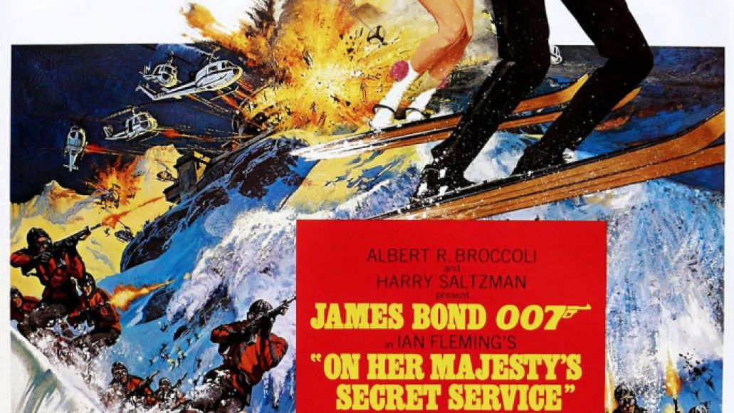 on her majestys secret service Ranking: Every James Bond Movie from Worst to Best