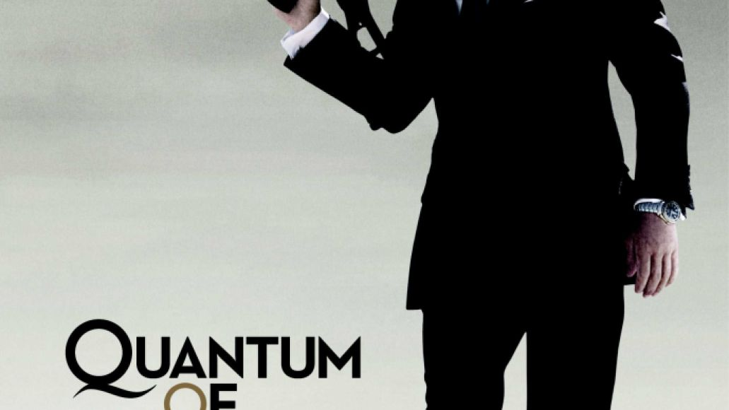 quantum of solace Ranking: Every James Bond Movie from Worst to Best
