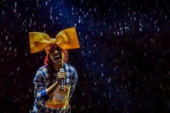 Santigold // Photo by Joshua Mellin