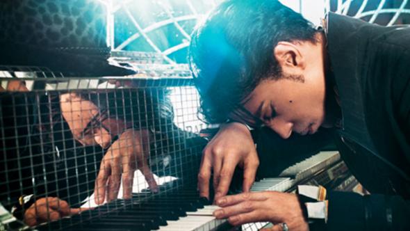 Prince piano tour