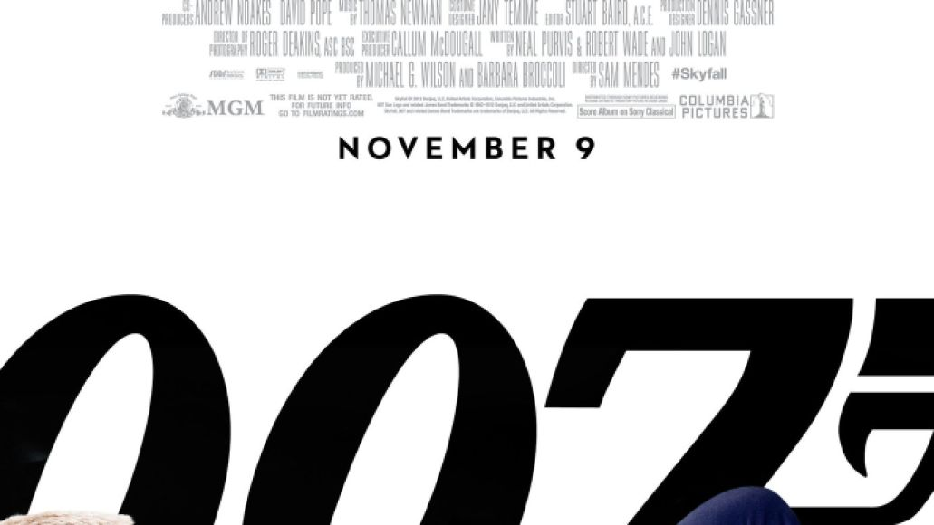 skyfall Ranking: Every James Bond Movie from Worst to Best