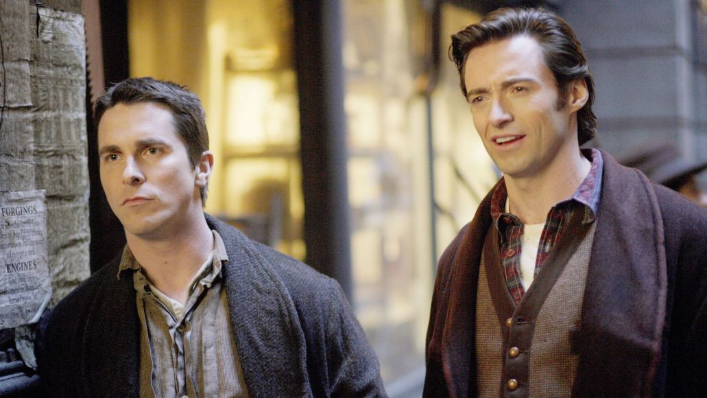 the prestige christian bale and hugh jackman Two Roles, One Star: A Brief History of Double Performances