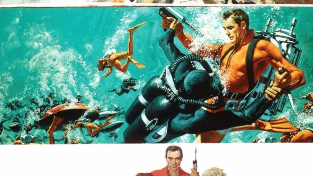 thunderball1 Ranking: Every James Bond Movie from Worst to Best