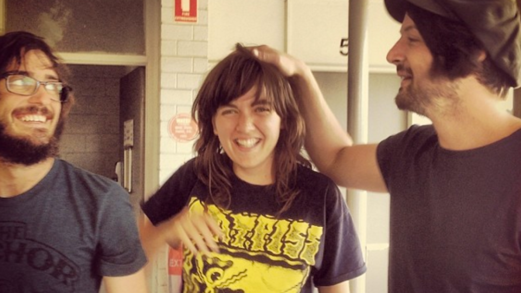batpiss 10 Artists Reflect on Courtney Barnett Wearing Their T Shirts