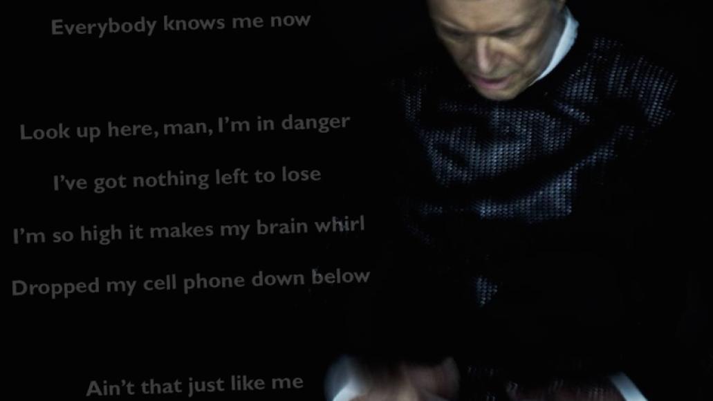 david bowie blackstar lazarus lyrics David Bowie reveals new single Lazarus    listen